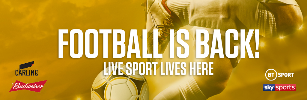 Watch live football at The White Rose