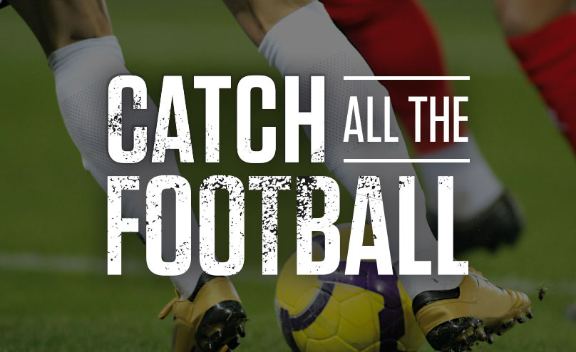 Watch Football at The White Rose