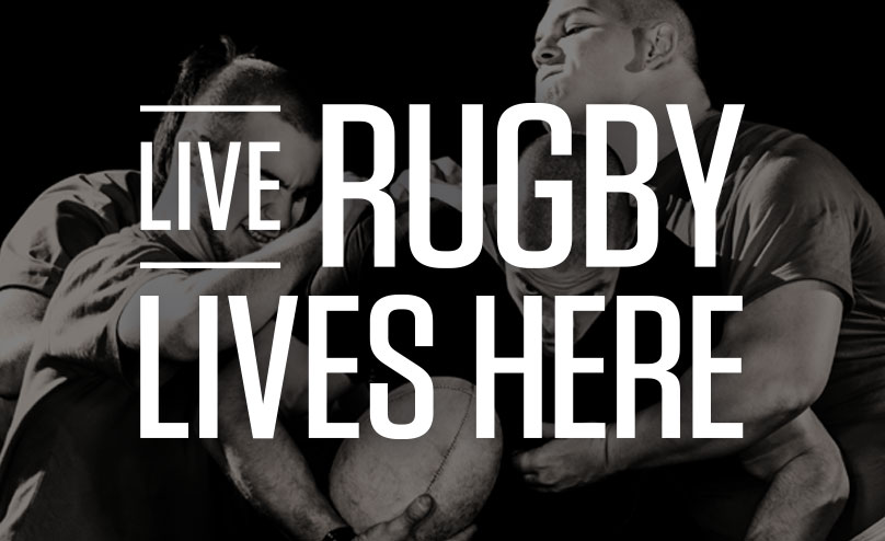 Watch Rugby at The White Rose