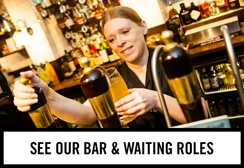 Bar roles at The White Rose