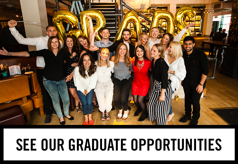 Graduate opportunities at The White Rose