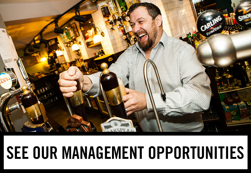 Management opportunities at The White Rose