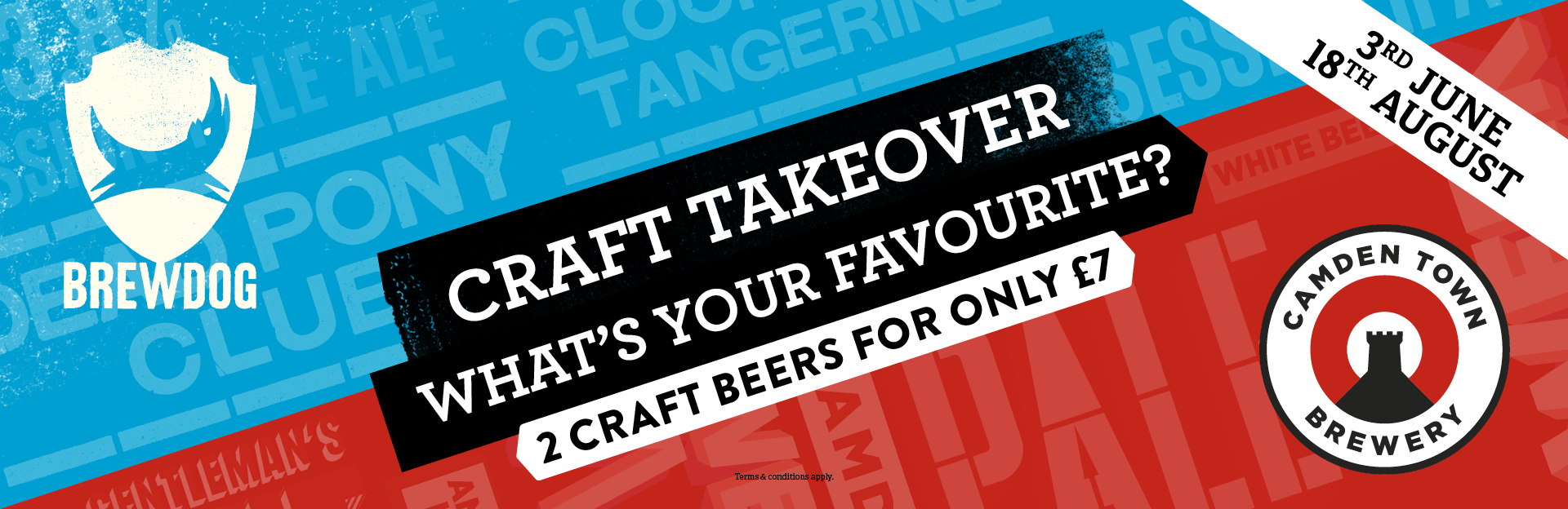 Craft Takeover at The White Rose